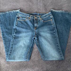 Jeanstar Bootcut Denim Jeans Size 4